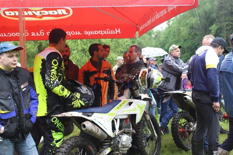 На Чернігівщині пройшли навчання з мотоспорту (Фото)
