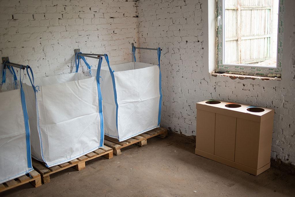 У Чернігові з'явиться станція сортування сміття (Відео, фото)