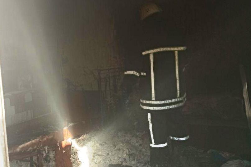 У Семенівському районі під час пожежі загинула 84-річна жінка (Фото)
