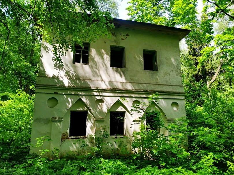 На Чернігівщині занепадає унікальна історична пам'ятка – садиба дворян Кочубеїв