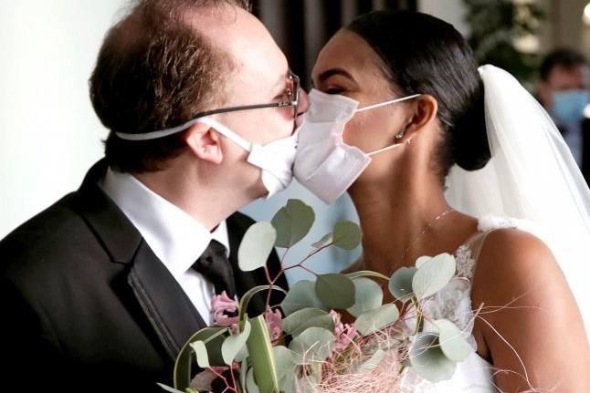 Одруження на карантині: проводити весілля можна лише на 10 гостей ...