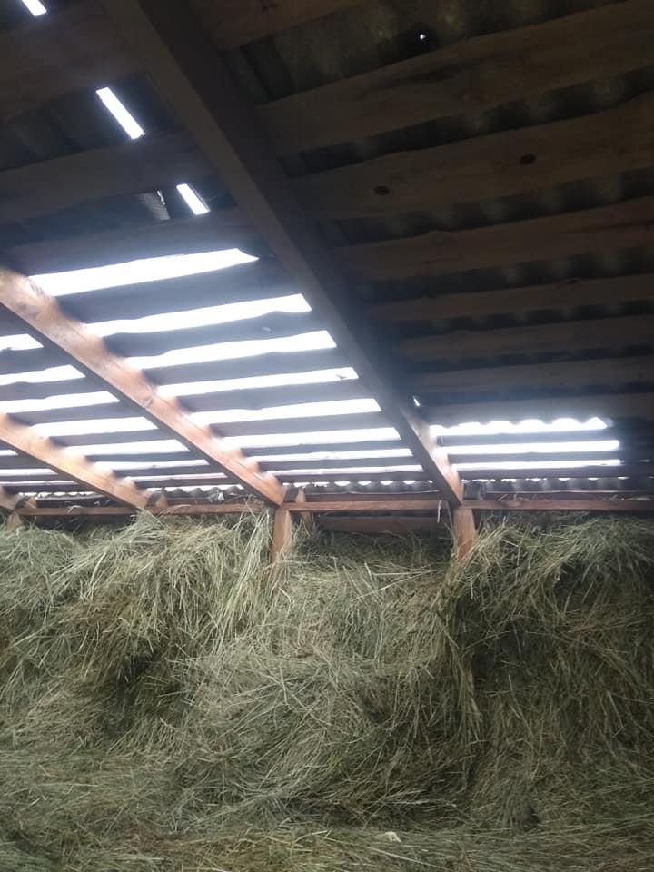 Школа та будинок культури – без даху. Наслідки буревію на Чернігівщині (Фото)