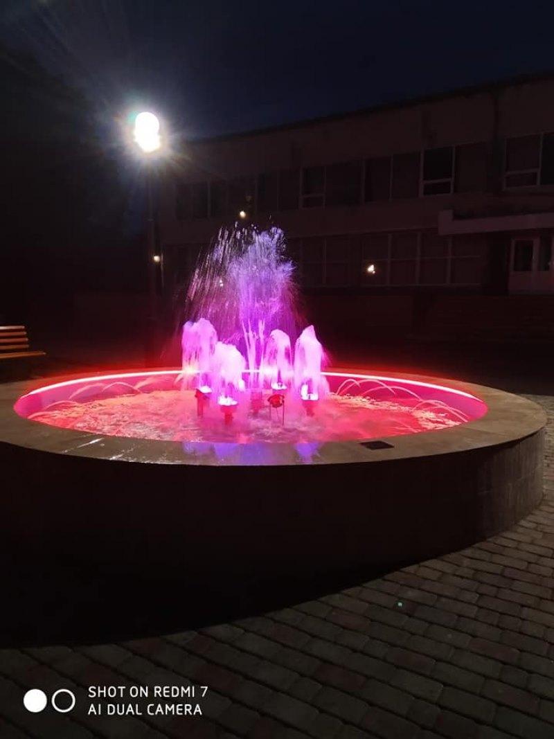 На Чернігівщині знову збудували фонтан (Фото)