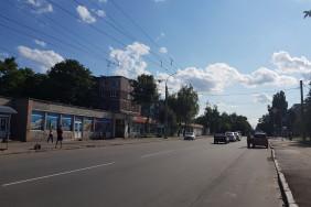 Улица_Гагарина_(Чернигов)_2
