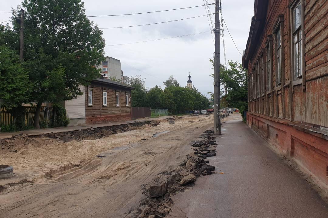 Проїзд вулицею Гончою через перехрестя з вулицею Київською вже відкритий (Фото)