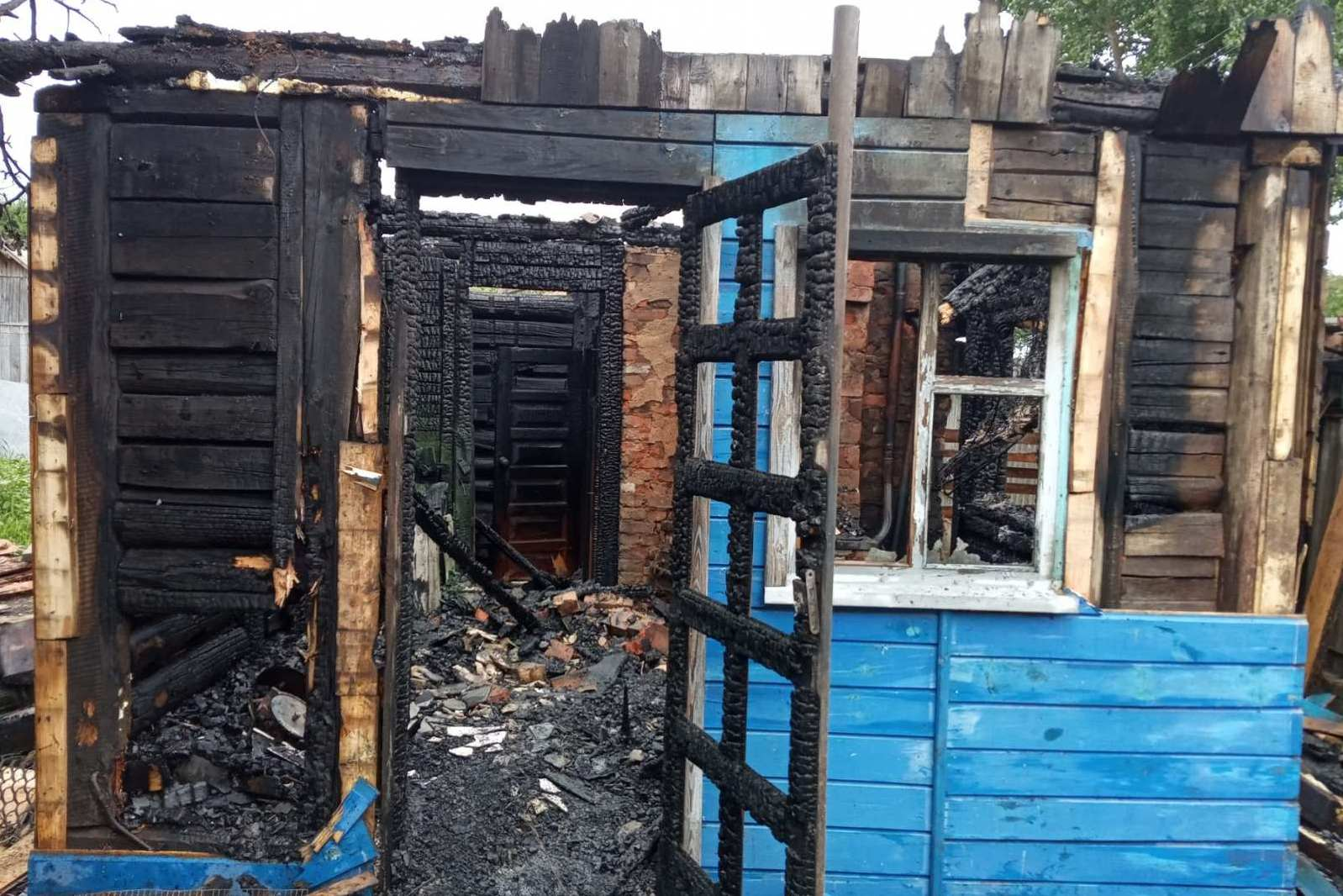 Упродовж минулої доби вогнеборці Чернігівщини ліквідували 3 пожежі (Фото)