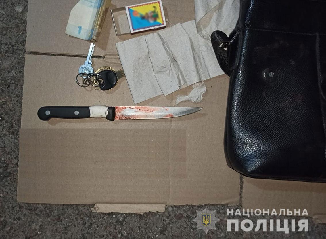Поліція затримала чоловіка за підозрою у вбивстві своєї дитини (Фото)