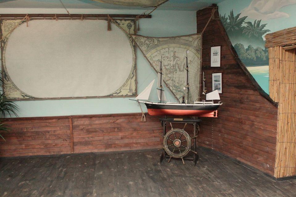"""На Чернігівщині існує унікальний музей """"Вітрила Миклухо-Маклая"""" (Фото)"""