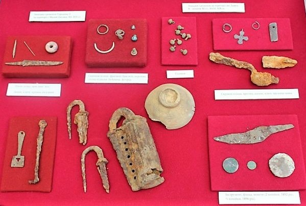 Нові знахідки археологів Чернігівщини (Фото)