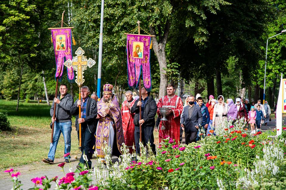 Медовий ярмарок у Семенівці (Фотофакт)