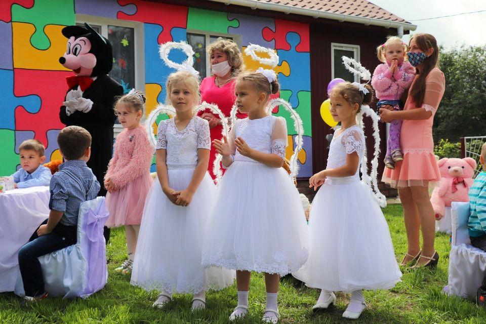 У Коропській ОТГ відкрили яскравий дитсадок (Фото)