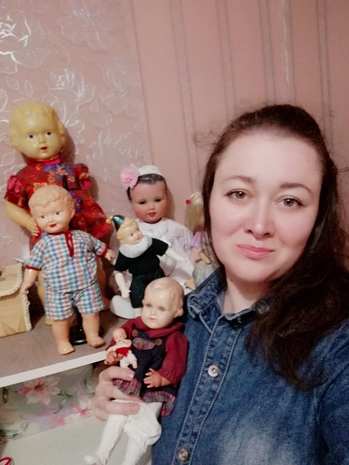 На Чернігівщині презентували колекцію старовинних ляльок (Фото)