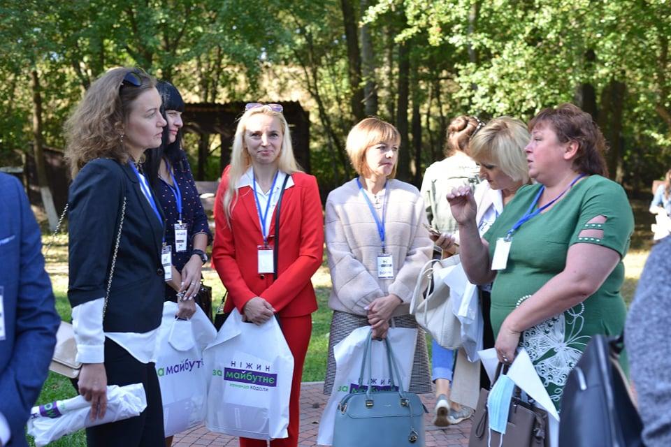 Команда «ЗА МАЙБУТНЄ» прагне добитися позитивних змін у житті Чернігівщини (Фото)