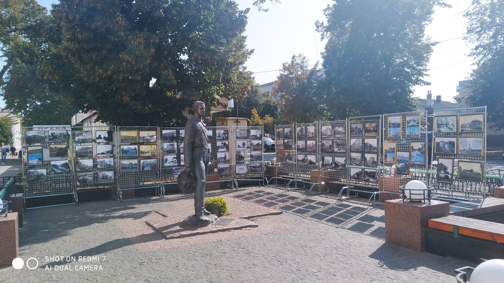 На Чернігівщині запустили «Колесо часу» (Фото)