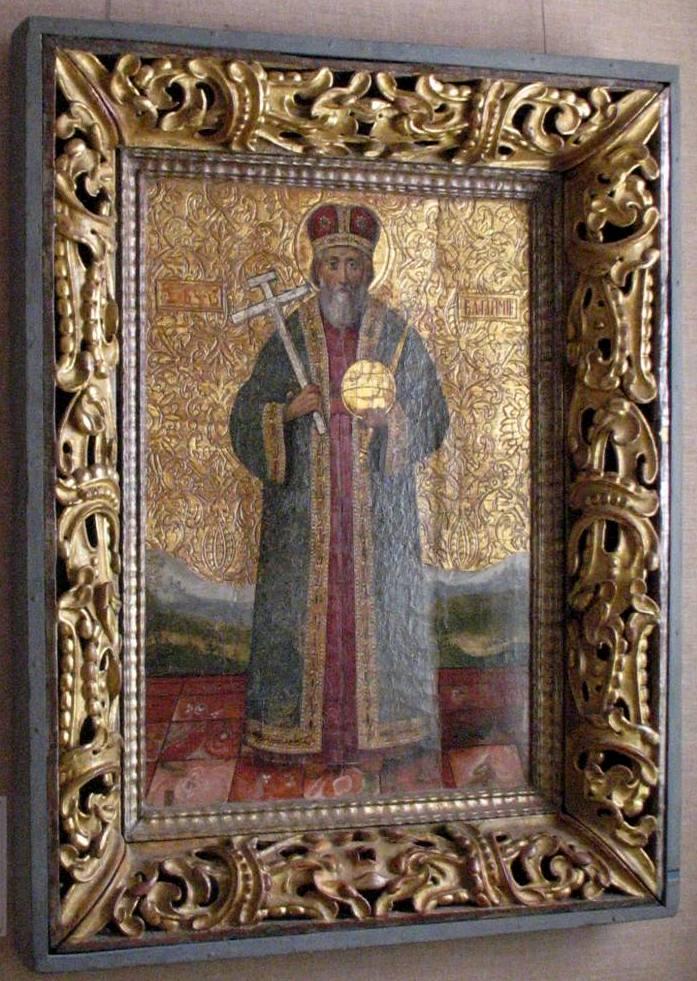 У Чернігівському колегіумі відновлена експозиція української професіональної ікони