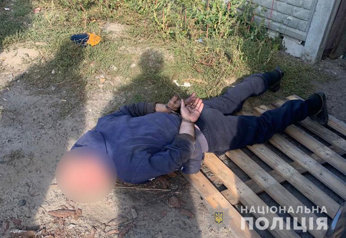 На Чернігівщині чоловік напав на немолоду жінку (Фото)