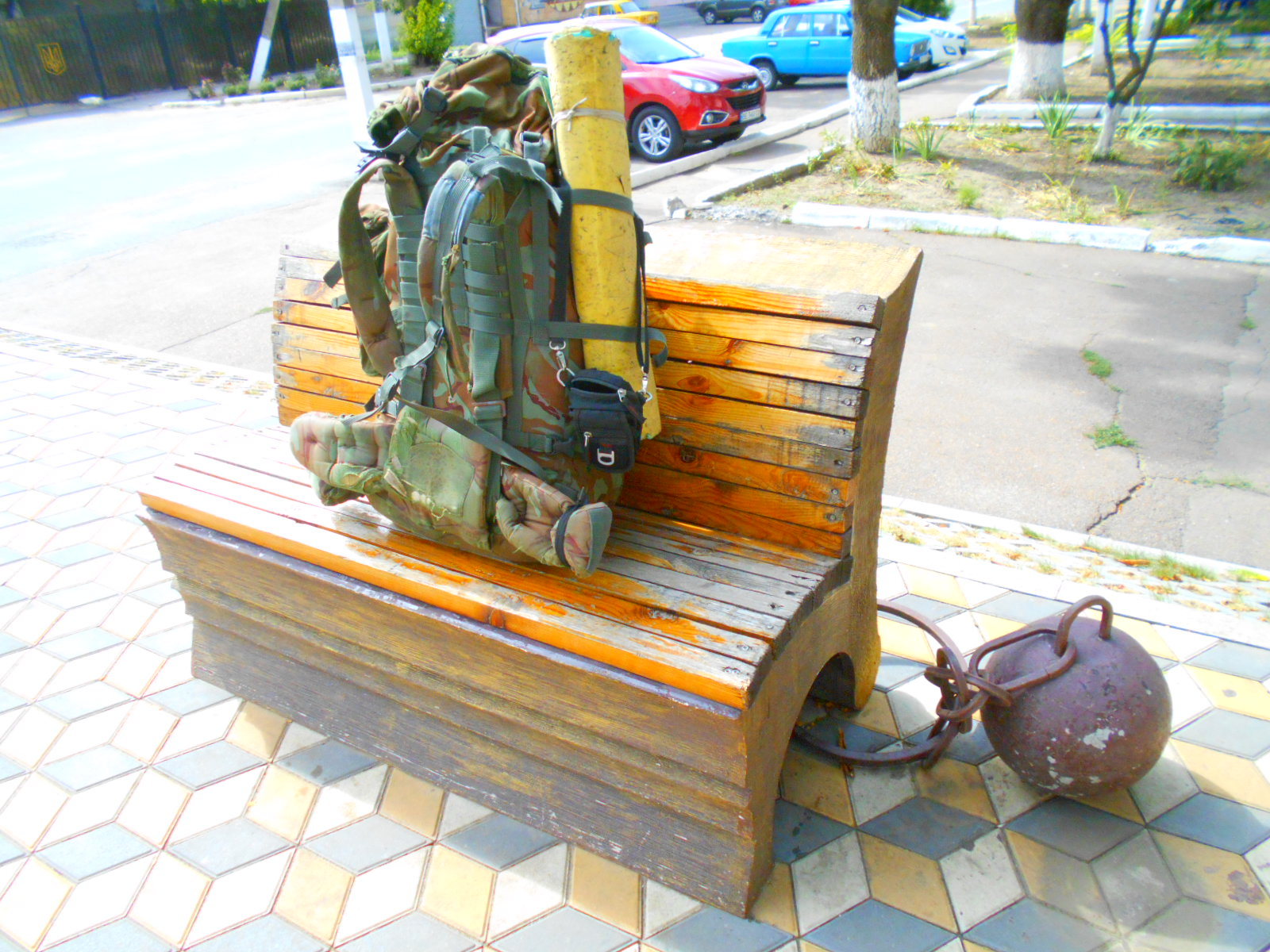 Чернігівський мандрівник пройшов пішки всю Україну (Фото)