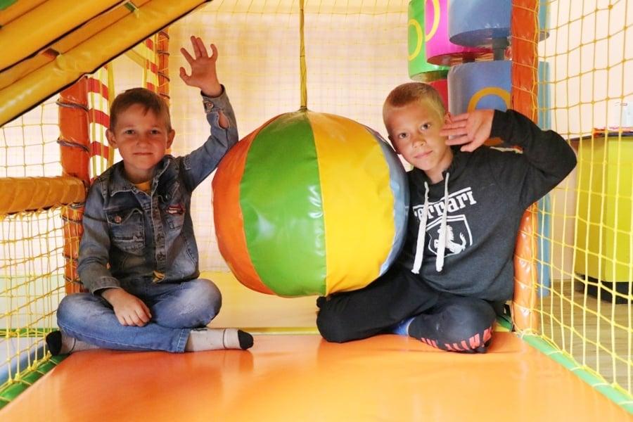 У Корюківці запрацювала ігрова дитяча кімната «Весела Булька» (Фото)