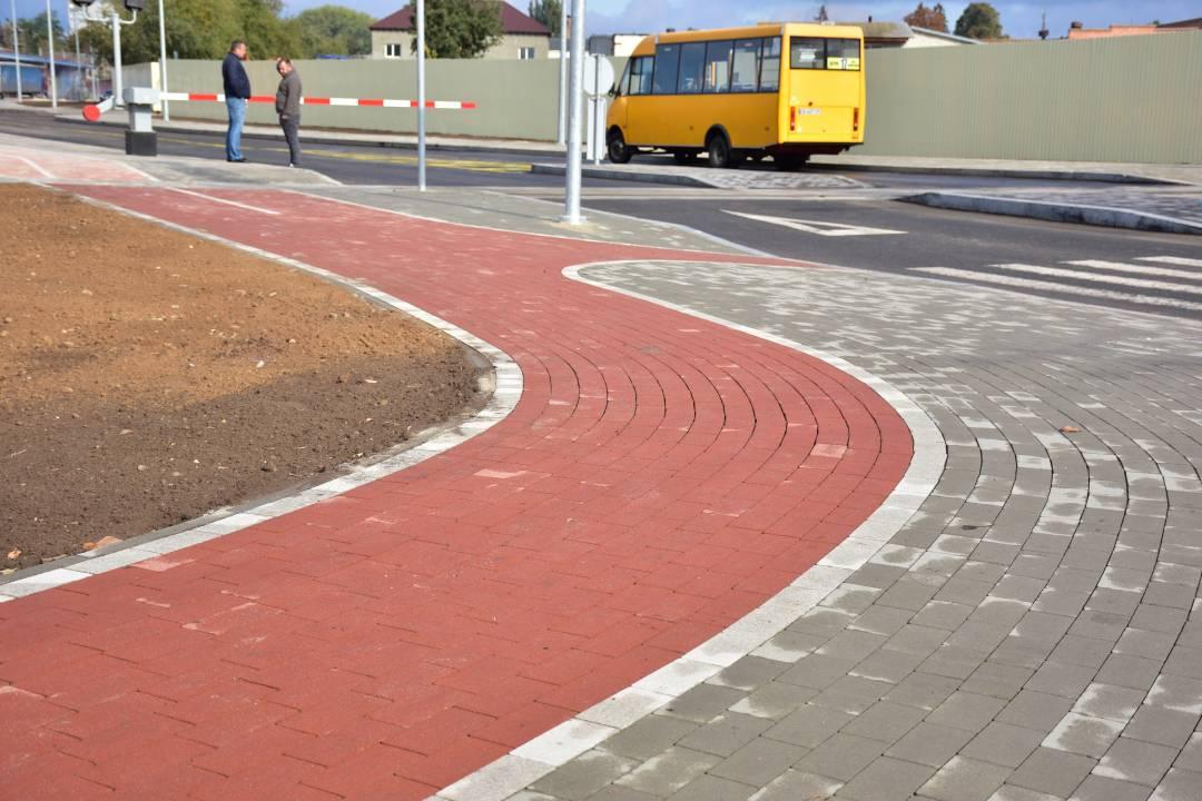 Проїзд новою дорогою до Шерстянки вже відкритий, з 17 жовтня по ній поїде і громадський транспорт (Фото)