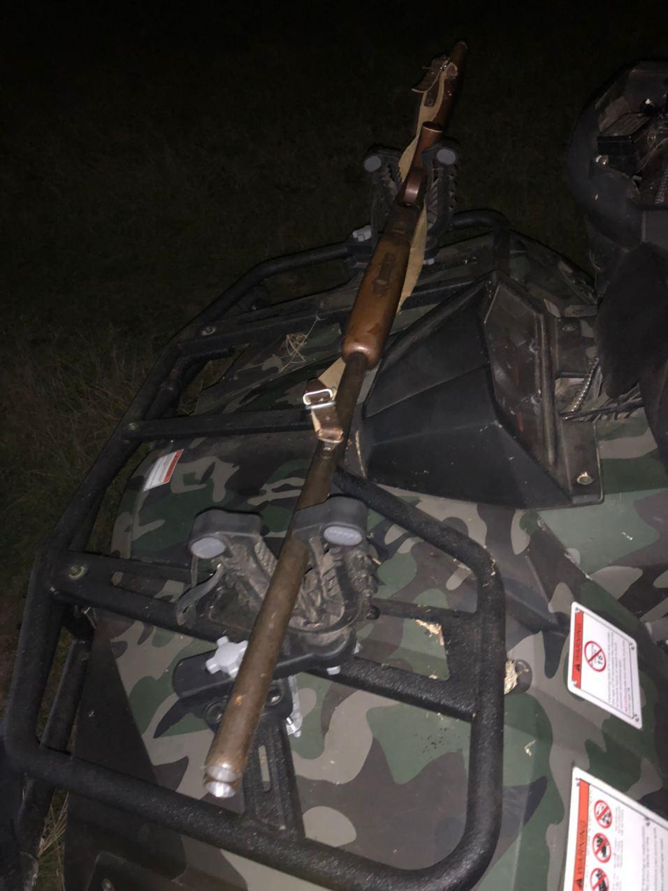 На Чернігівщині виявили факт незаконного полювання на зайців (Фото)