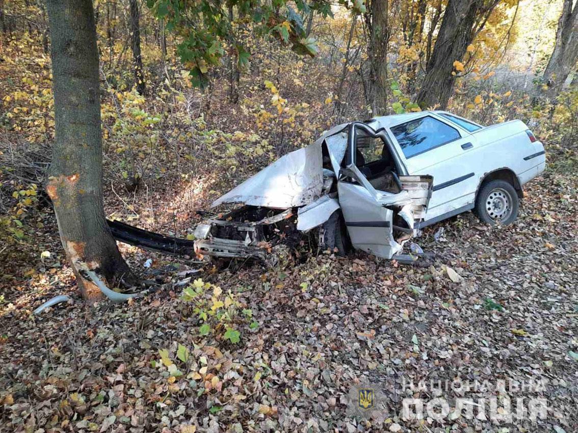 У Прилуках поліцейські розслідують обставини смертельної автопригоди (Фото)