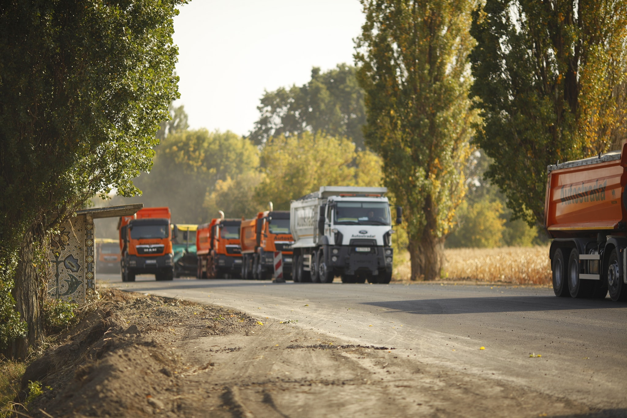 50 кілометрів траси Ніжин-Прилуки планують закінчити в цьому році (Фото)
