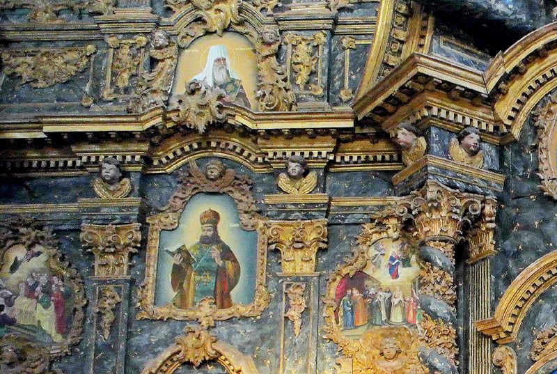 На Чернігівщині є іконостас заввишки 9-ти поверховий будинок (Фото)