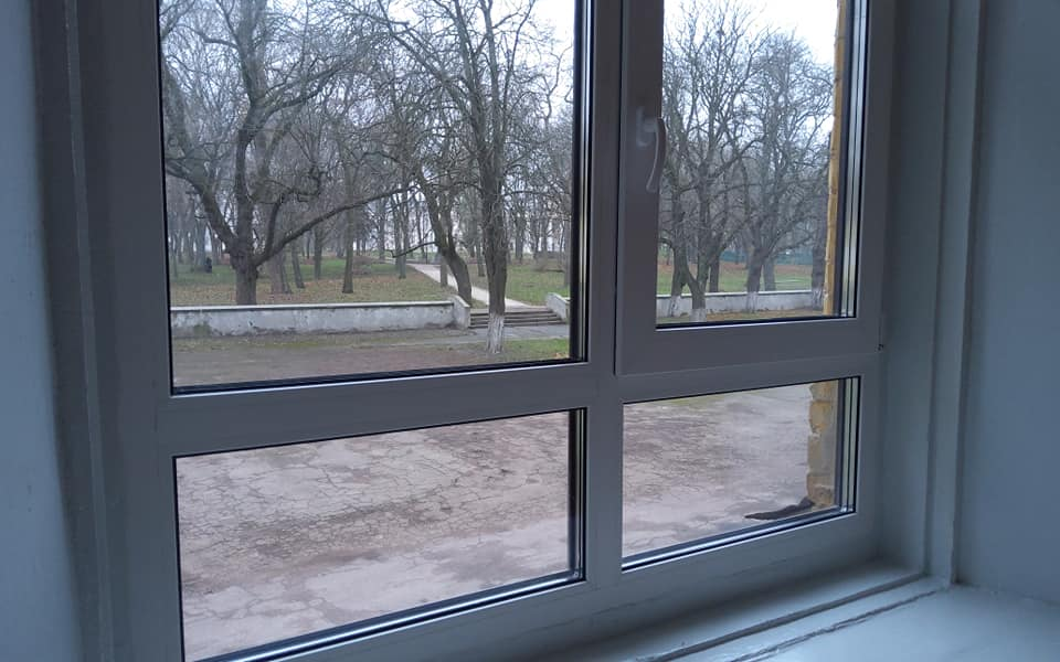 У художньому музеї Чернігова замінили вікна (Фото)