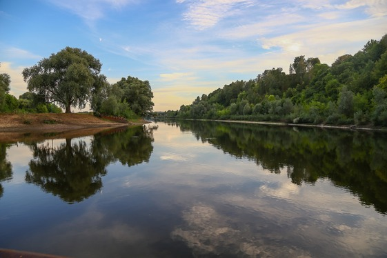Канатні паромні переправи – унікальні об'єкти на Чернігівщині (Фото)