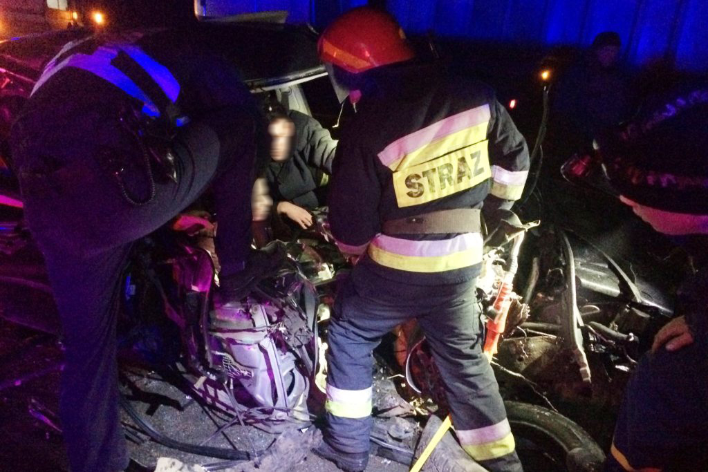 На Чернігівщині в автопригоді постраждали два іноземці (Фото)