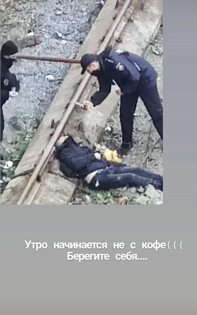 У Чернігові на Масанах знайшли труп (Фото, відео)