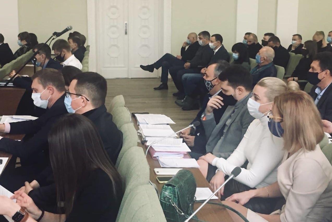 У Чернігові депутати пропонують у період пандемії зменшити оподаткування ФОП І-ІІ груп
