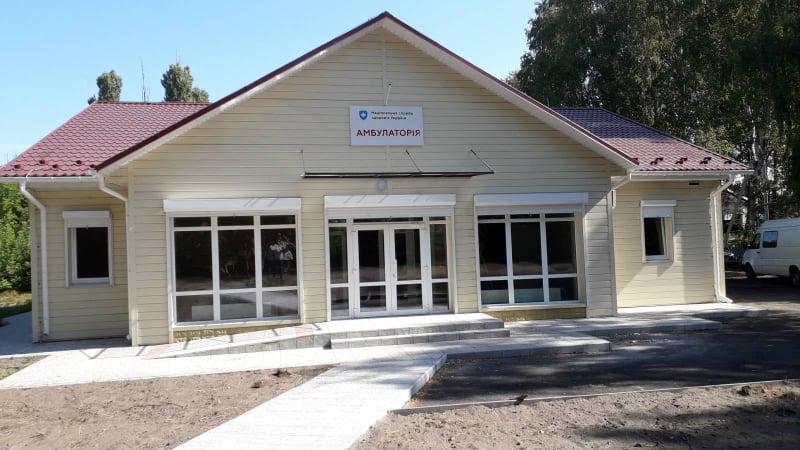 На Чернігівщині збудовано вже 15 амбулаторій (Фото)
