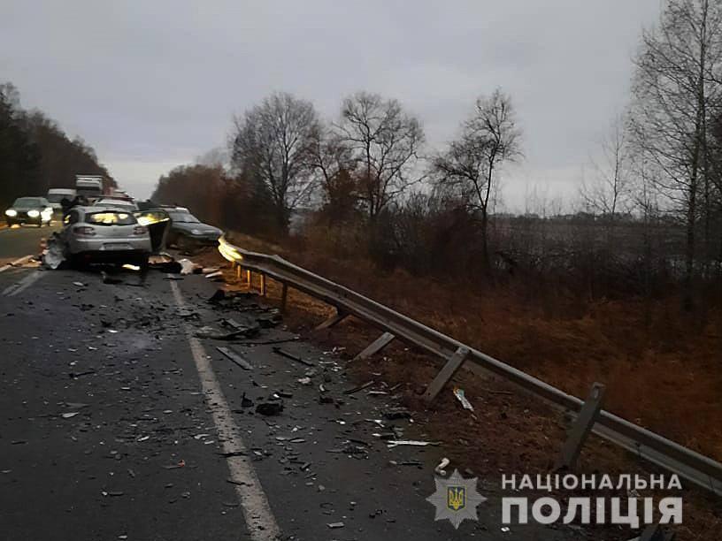 На Чернігівщині сталася смертельна ДТП: троє загиблих – мешканці Сумської області