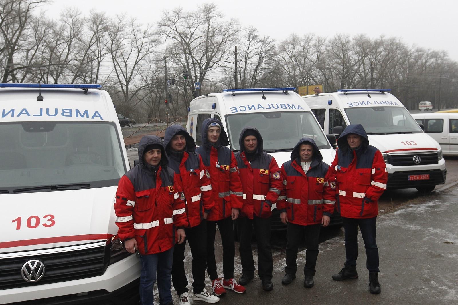 У Чернігові відкрили осучаснений Центр екстреної медичної допомоги та медицини катастроф (Фото)