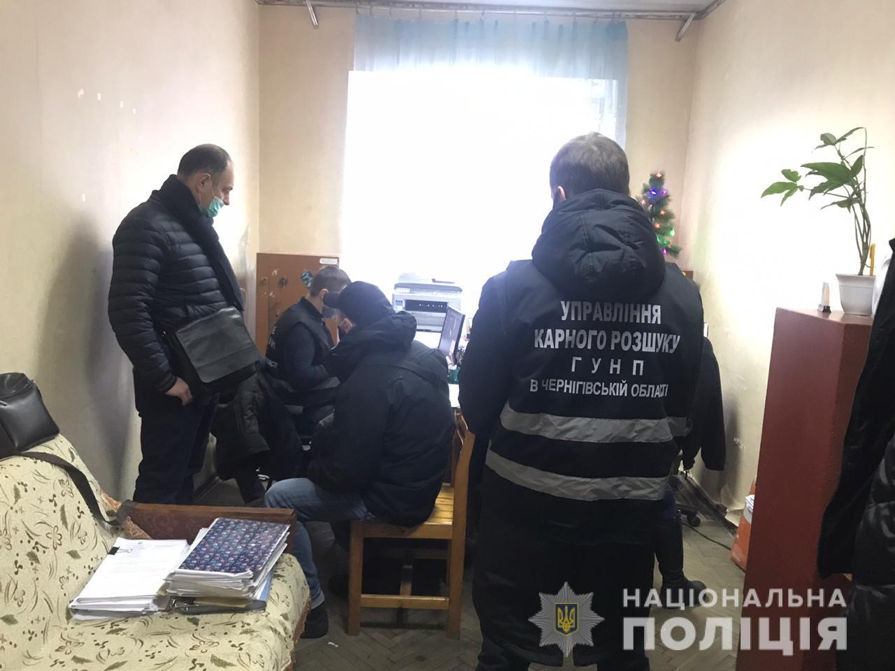 Молодикам, що причетні до хуліганства та побиття директора чернігівського стадіону, оголосили про підозру