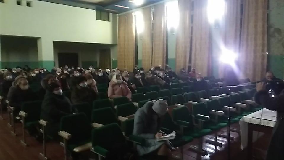 У Мринської громади на Чернігівщині приватні особи хочуть відібрати приміщення сільради
