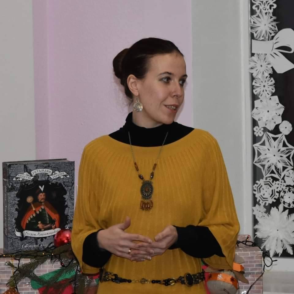 «Симаргл на підвіконні»: побачила світ нова книжка чернігівської літераторки