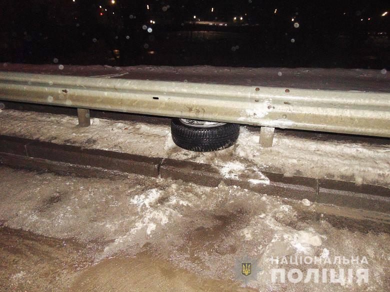 Столичні поліцейські затримали уродженця Чернігівщини за угон іномарки (Фото)