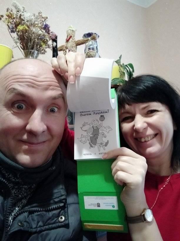 На Чернігівщині випустили календар із сучасниками-знаменитостями (Фото)