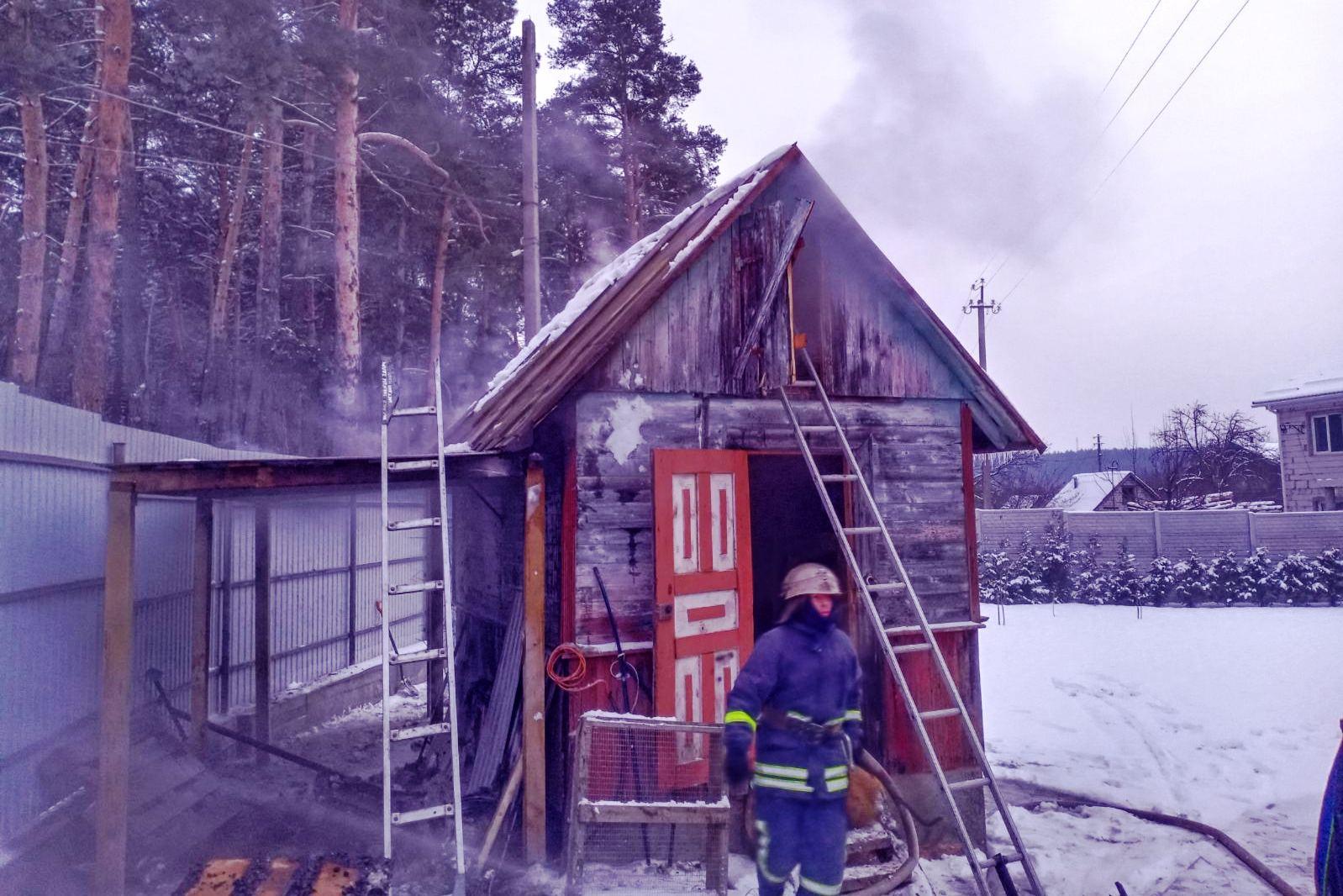 За добу на Чернігівщині сталося 20 пожеж (Фото)