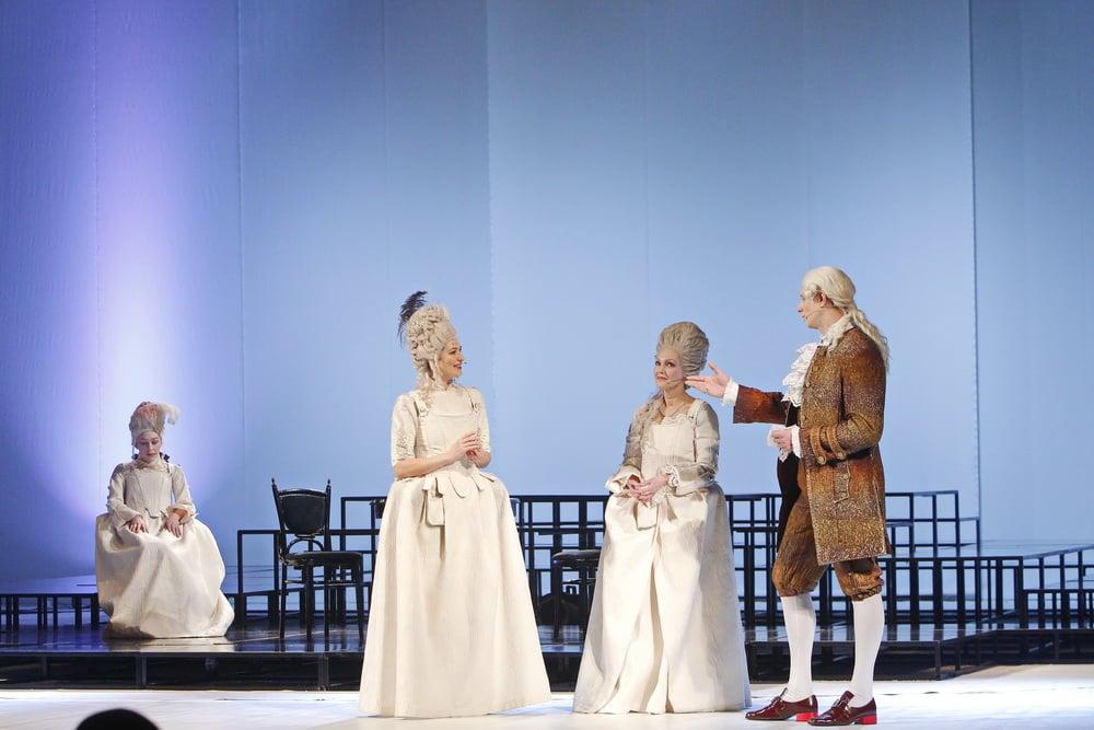 Прем'єра на сцені Чернігівського драмтеатру – «Небезпечні зв'язки»