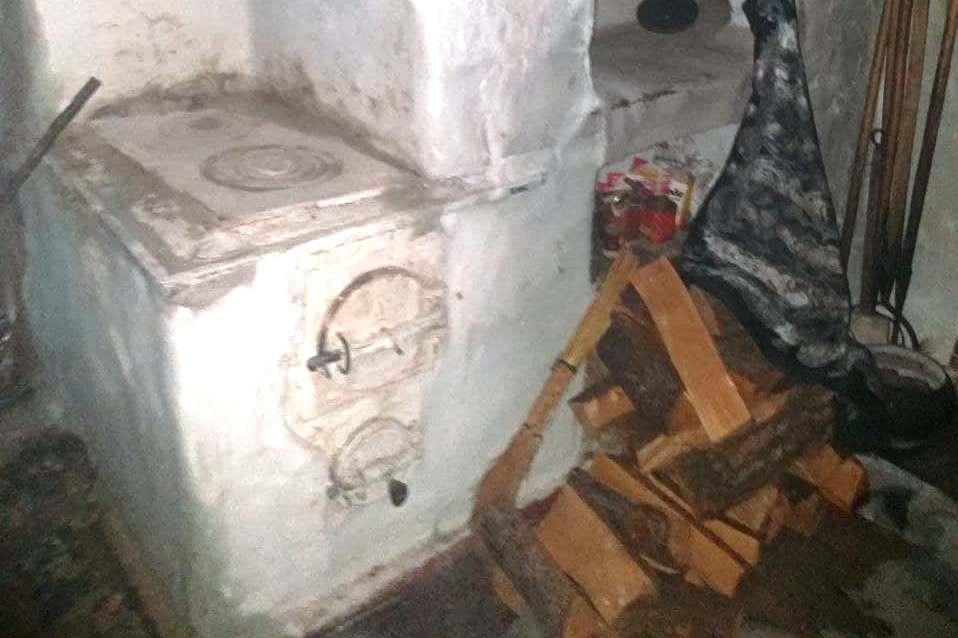 У пожежі на Чернігівщині загинула 80-річна жінка (Фото)