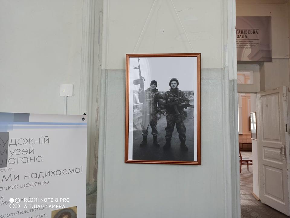 Чернігівцям показали, як шість років тому жили, воювали та перемагали земляки із полку «Азов» (Фото)