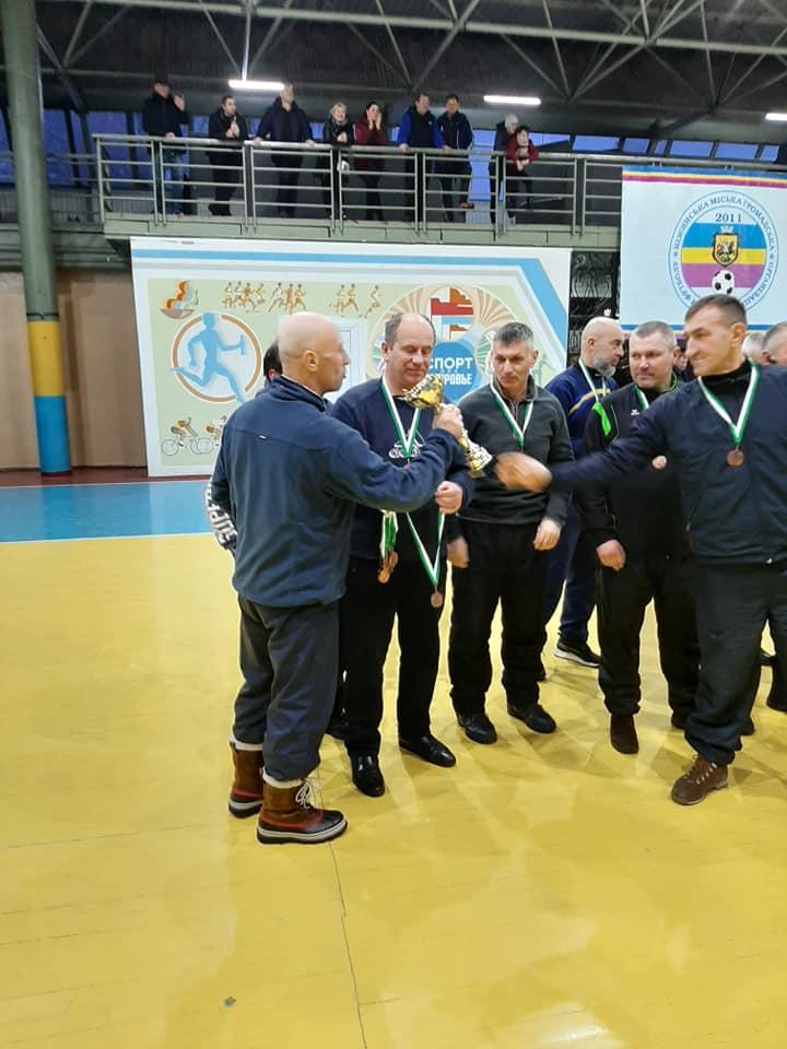 На Чернігівщині пройшов чемпіонат із футболу для гравців 45+ (Фото)