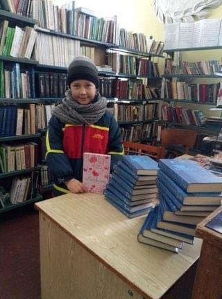 У Кіптівській громаді підтримують розвиток сільських бібліотек і туризму