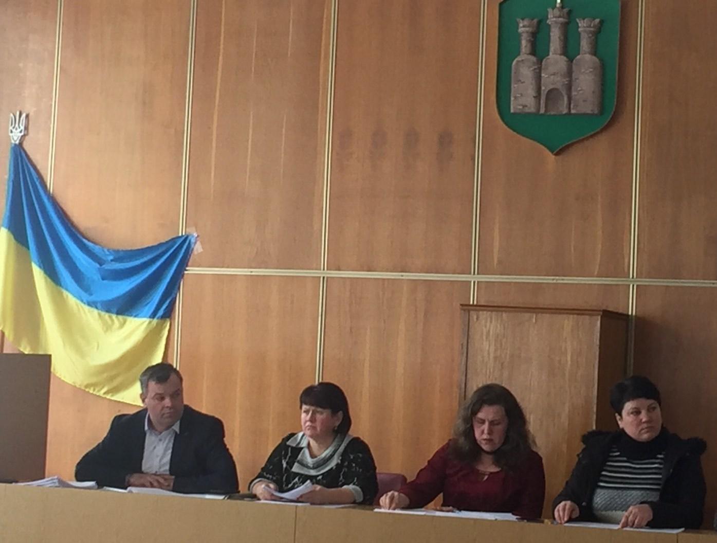 Депутати Остерської міськради схвалили звернення щодо недопущення зростання тарифів