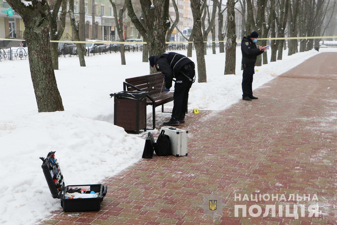 У поліції розповіли, як проходили тактико-спеціальні навчання в Чернігові (Фото)
