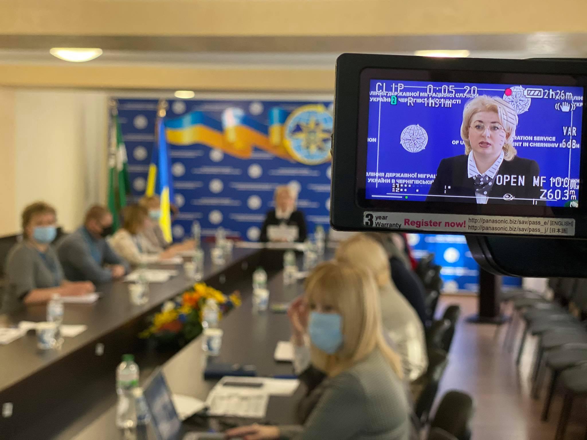 Нові сучасні сервіси та доступність для усіх: в Управлінні Державної міграційної служби підбили підсумки 2020 року