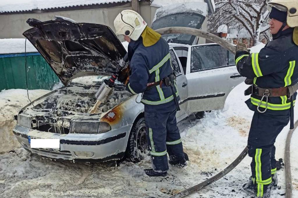 Впродовж минулої доби вогнеборці Чернігівщини ліквідували 6 пожеж (Фото)